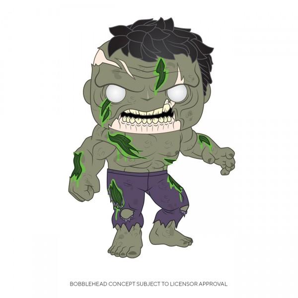 Marvel Funko Pop! Vinylfigur Zombie Hulk