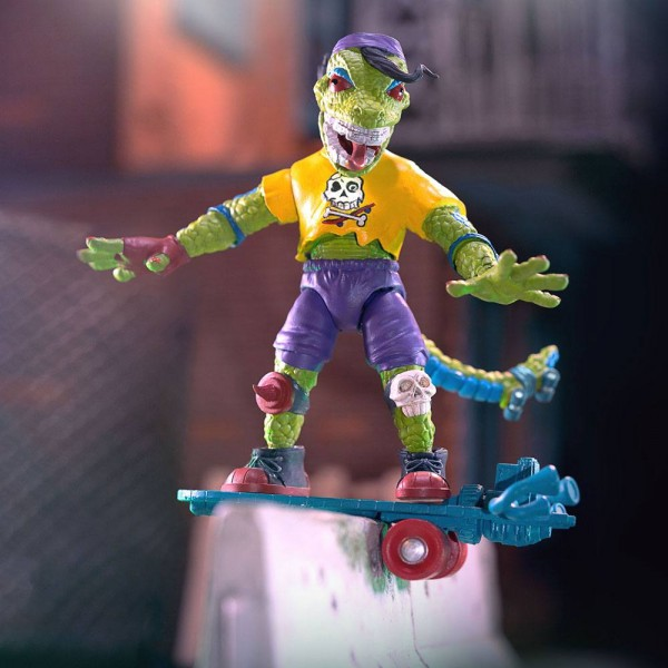 Teenage Mutant Ninja Turtles Ultimates Actionfigur Mondo Gecko