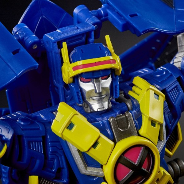 Transformers x Marvel X-Men Animated Actionfigur Ultimate X-Spanse