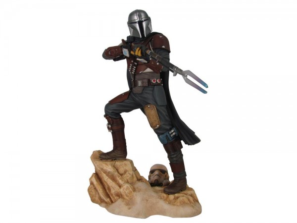 Star Wars Premier Collection Statue The Mandalorian (The Mandalorian)