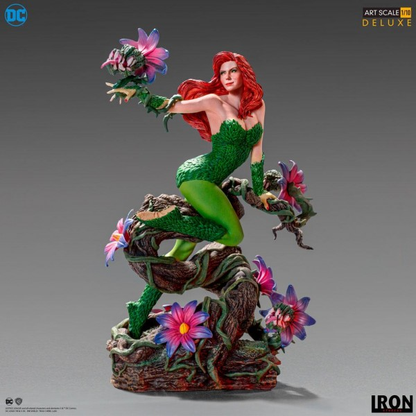 DC Comics Art Scale Statue 1/10 Poison Ivy by Ivan Reis (Deluxe)