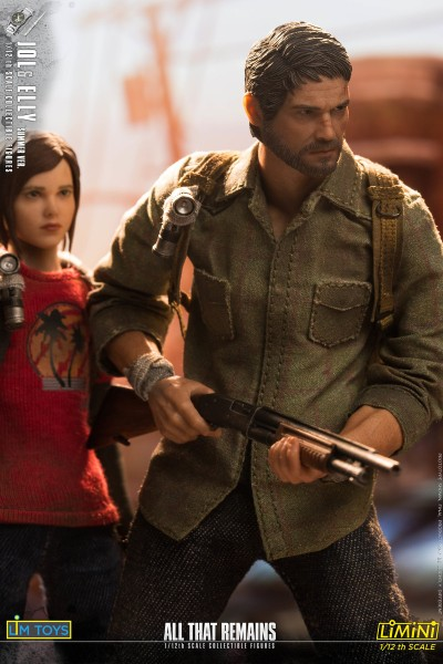 Lim Toys All That Remains 1/12 Actionfiguren Jol & Elly (2-Pack)