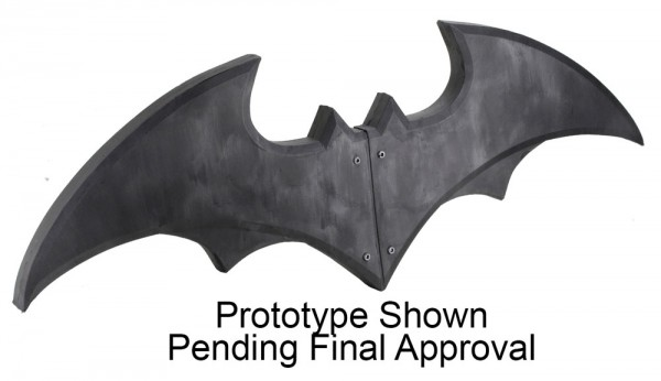 DC Comics Replik Batman's Batarang (Oversized)