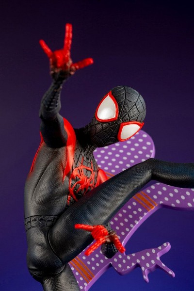 Spider-Man: A New Universe ARTFX+ Statue 1/10 Miles Morales Spider-Man (Hero Suit)