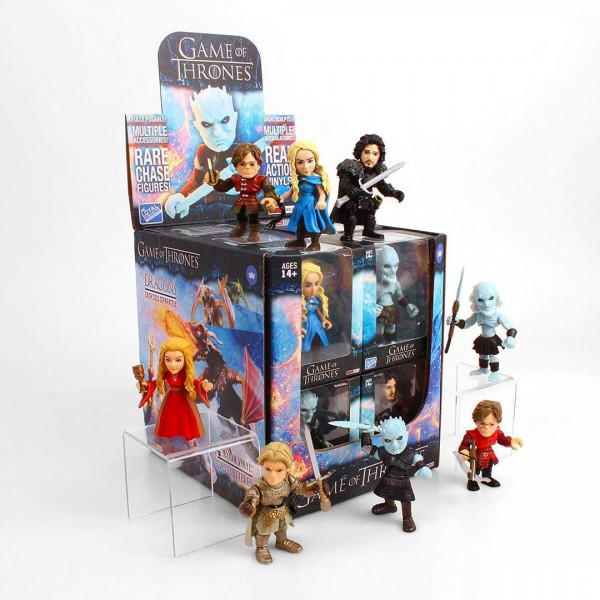 Game of Thrones Action-Vinylfiguren Wave 1 Display-Case (12)