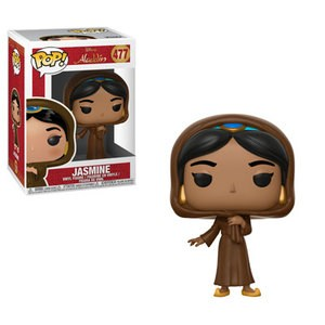Aladdin Funko Pop! Vinylfigur Jasmine (in Disguise) 477