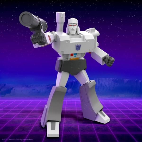 Transformers Ultimates Actionfigur Megatron