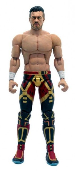 New Japan Pro-Wrestling Ultimates Actionfigur Will Ospreay