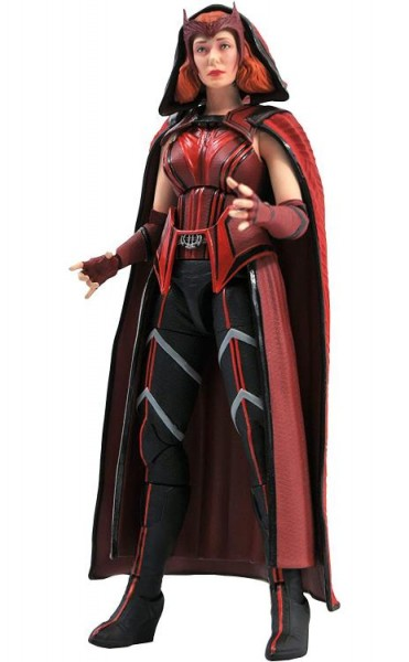WandaVision Marvel Select Actionfigur Scarlet Witch