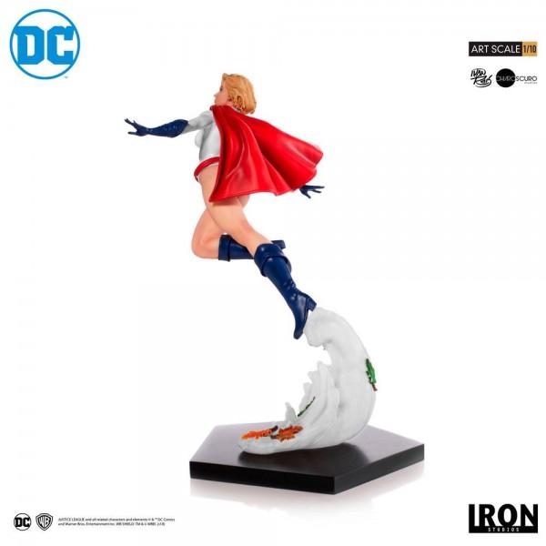 DC Comics Art Scale Statue 1/10 Power Girl by Ivan Reis