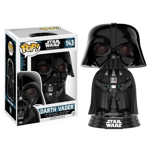 Star Wars Rogue One Funko Pop! Vinylfigur Darth Vader 143