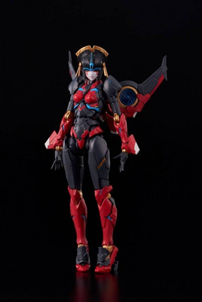 Transformers Furai Model Plastic Model Kit Windblade