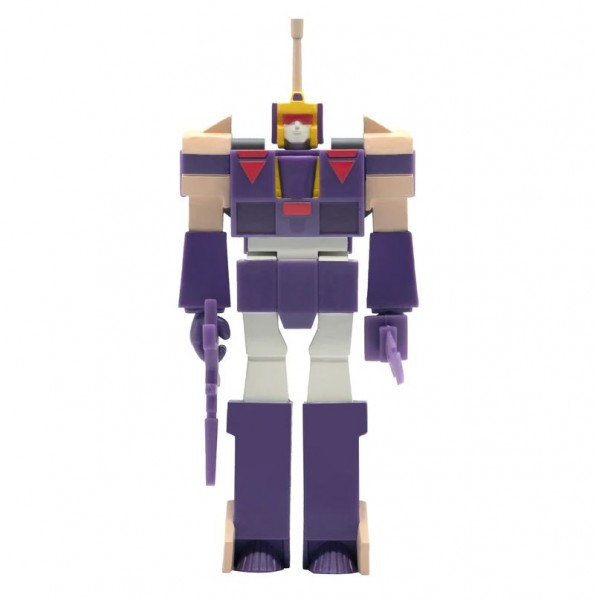 Transformers ReAction Actionfigur Blitzwing