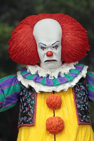 Stephen Kings It Ultimate Actionfigur Pennywise (1990)