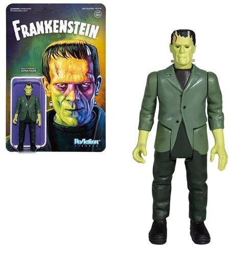 Universal Monsters ReAction Actionfigur Frankenstein