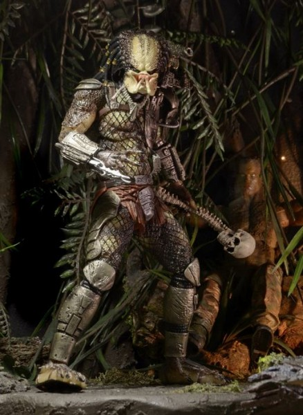Predators Actionfigur Ultimate Jungle Hunter