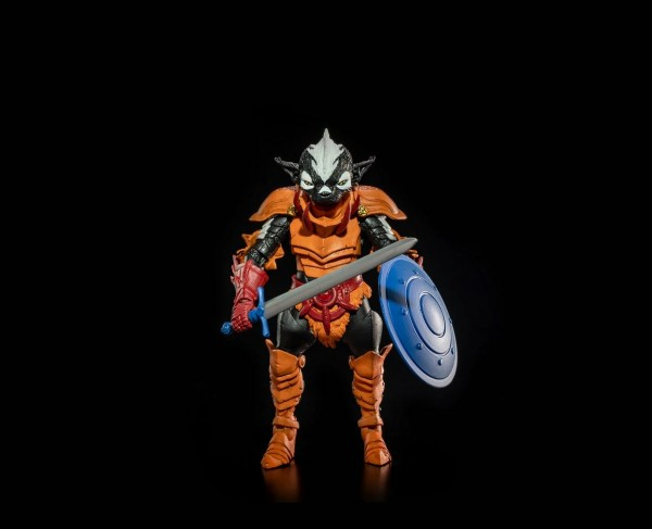 Mythic Legions: All-Stars 4 Actionfigur Mephitor