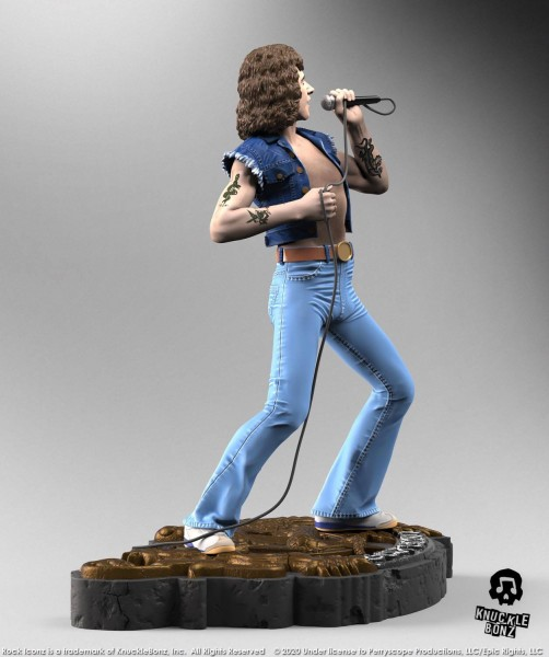 Bon Scott Rock Iconz Statue 1/9 Bon Scott (Limited Edition)