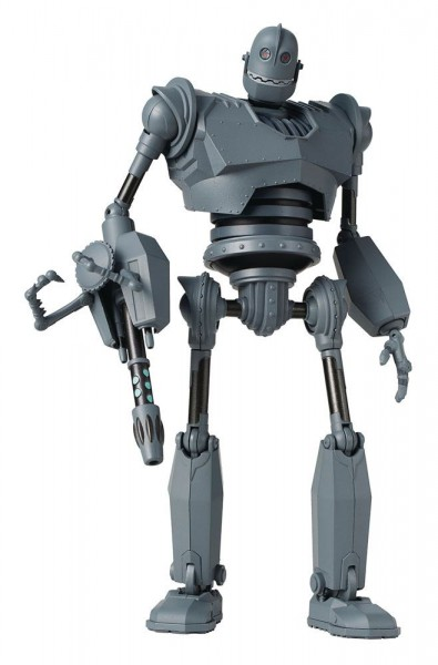 Gigant aus dem All Diecast Actionfigur Battle Mode Version (Previews Exclusive)