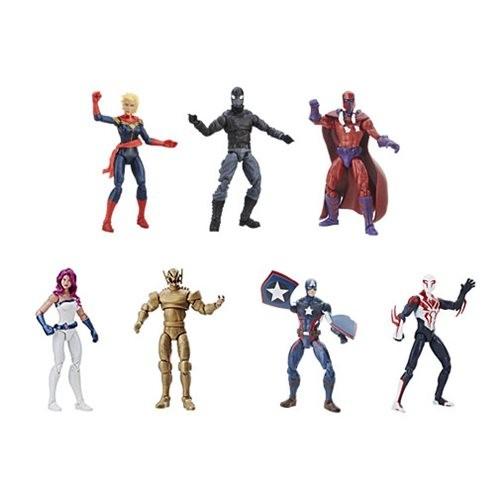Marvel Legends 10 cm Actionfiguren Wave 5 (7)