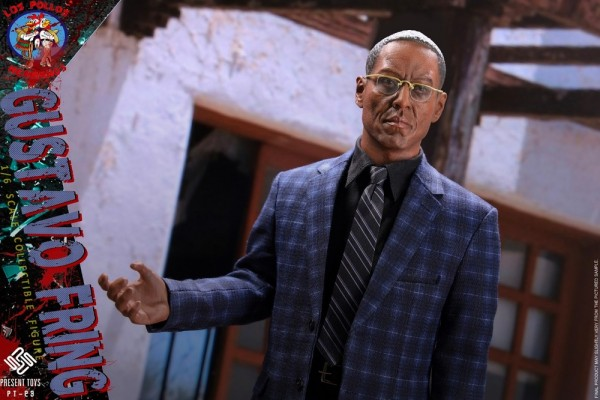 Present Toys 1/6 Actionfigur Gustavo Fring