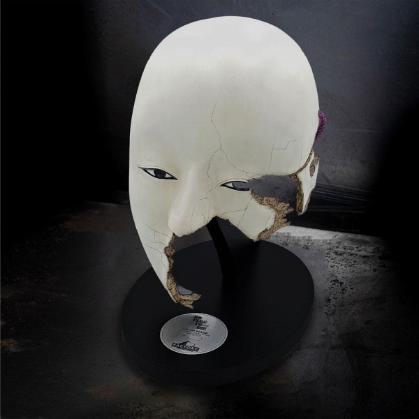 James Bond 007 - No Time to Die Prop Replica 1/1 Safin Mask (Fragmented Version) Limited Edition