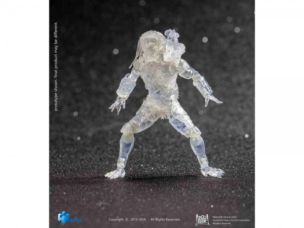 Predator Actionfigur 1/18 Invisible Jungle Hunter (Previews Exclusive)
