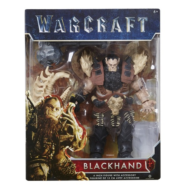 Warcraft Actionfigur 15 cm Blackhand