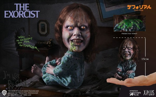 Der Exorzist Defo-Real Series Statue Regan MacNeil