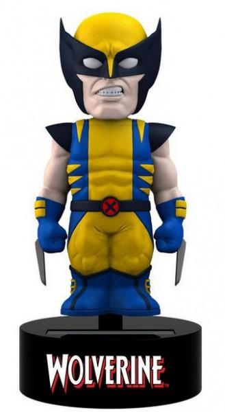 Marvel Comics Body Knocker Wackelfigur Wolverine