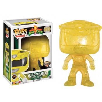 Power Rangers Funko Pop! Vinylfigur Yellow Ranger (Morphing) 413 Exclusive