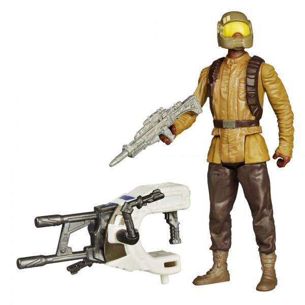 Star Wars Force Awaken Jungle/Space Actionfigur 10 cm Resistance Trooper