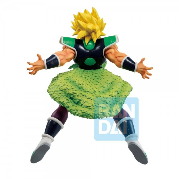 Dragonball Super Ichibansho Statue Super Saiyan Broly Rising Fighters
