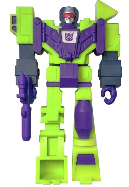 Transformers ReAction Actionfigur Devastator