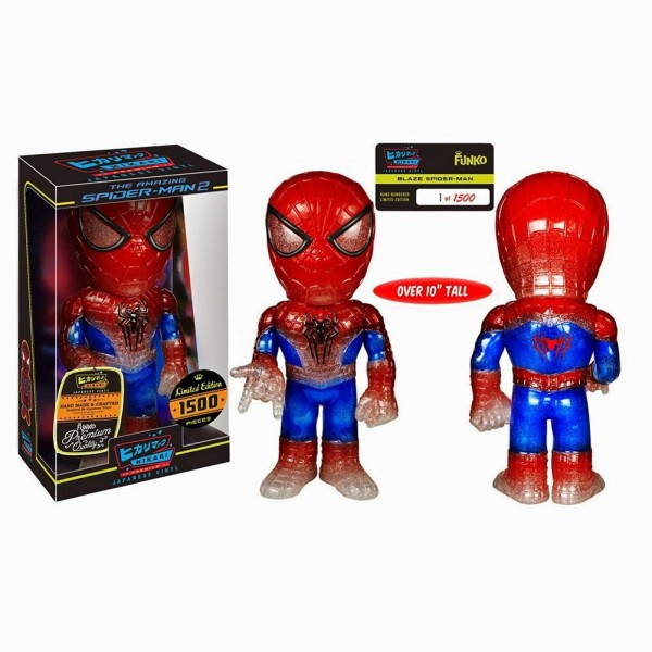 Marvel Funko Hikari Sofubi Vinylfigur Spider-Man New Dimension