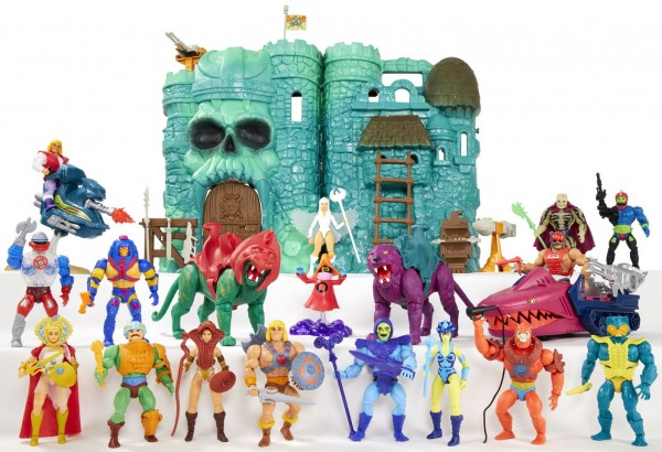 Masters of the Universe Origins Playset Castle Grayskull