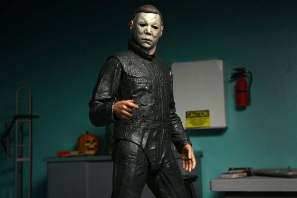 Halloween II Actionfiguren Ultimate Michael Myers & Dr. Loomis (2-Pack)