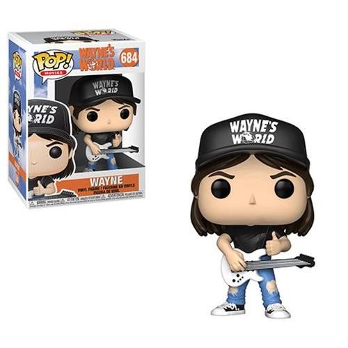 Wayne's World Funko Pop! Vinylfigur Wayne 684