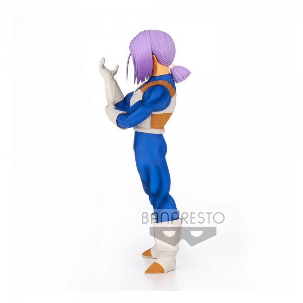 Dragonball Z Solid Edge Works Statue Trunks