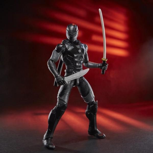 Snake Eyes - G.I. Joe Origins Actionfigur 15 cm Snake Eyes