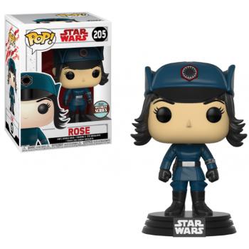 Star Wars Last Jedi Funko Pop! Vinylfigur Rose (in Disguise) 205 (Specialty Series)