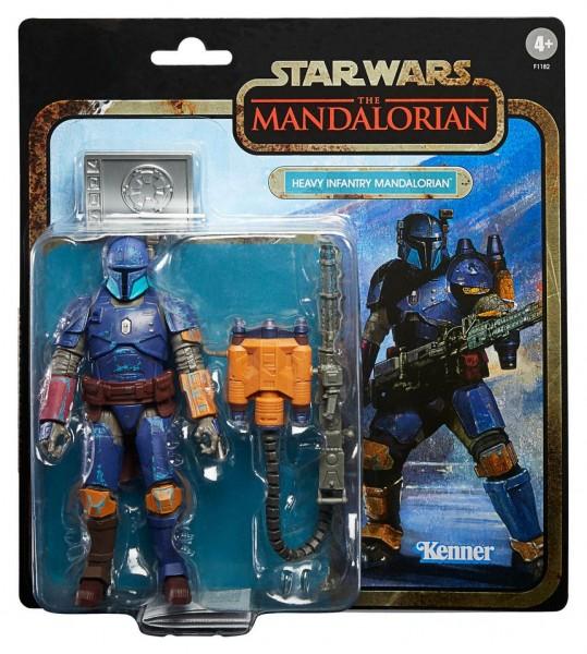 Star Wars Mandalorian Black Series Credit Collection Actionfigur 15 cm Heavy Infantry Mandalorian