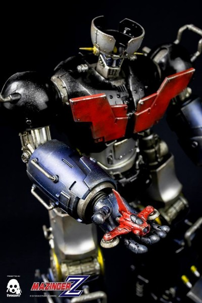 Mazinger Z Actionfigur Mazinger