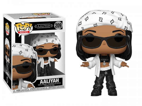 Aaliyah Funko Pop! Vinylfigur Aaliyah