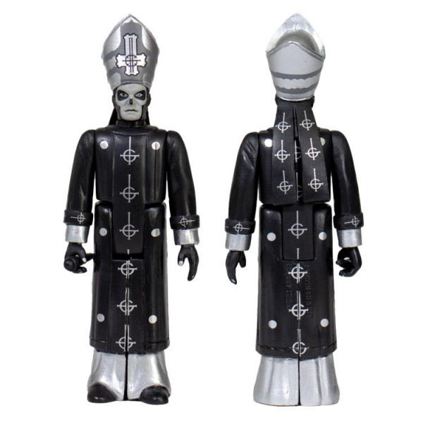 Ghost ReAction Actionfigur Papa Emeritus III (Black Series)