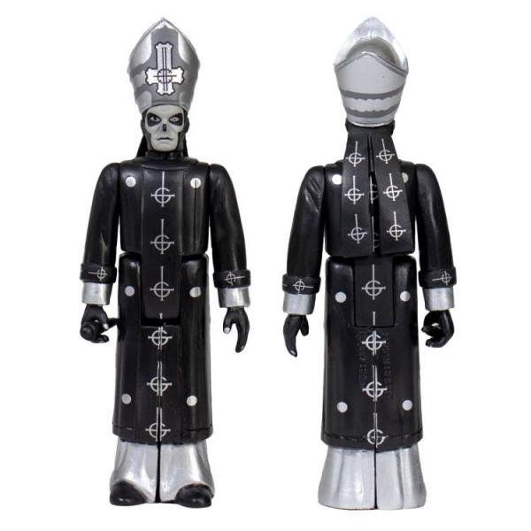 Ghost ReAction Actionfigur Papa Emeritus III (Black Series)
