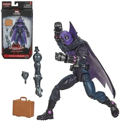 Spider-Man Into The Spider-Verse Marvel Legends Actionfigur Prowler