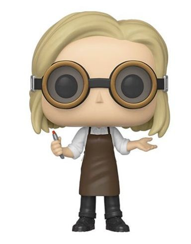 Doctor Who Funko Pop! Vinylfigur 13th Doctor (with Goggles)