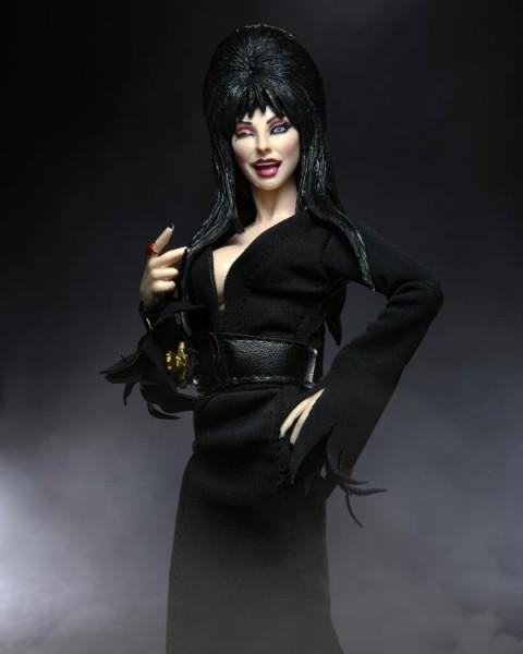 Elvira, Mistress of the Dark Retro Actionfigur Elvira