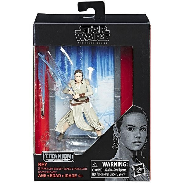 Star Wars Black Series 40th Anniversary Die-Cast Actionfigur 10 cm Rey
